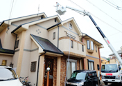 屋根瓦のチェック