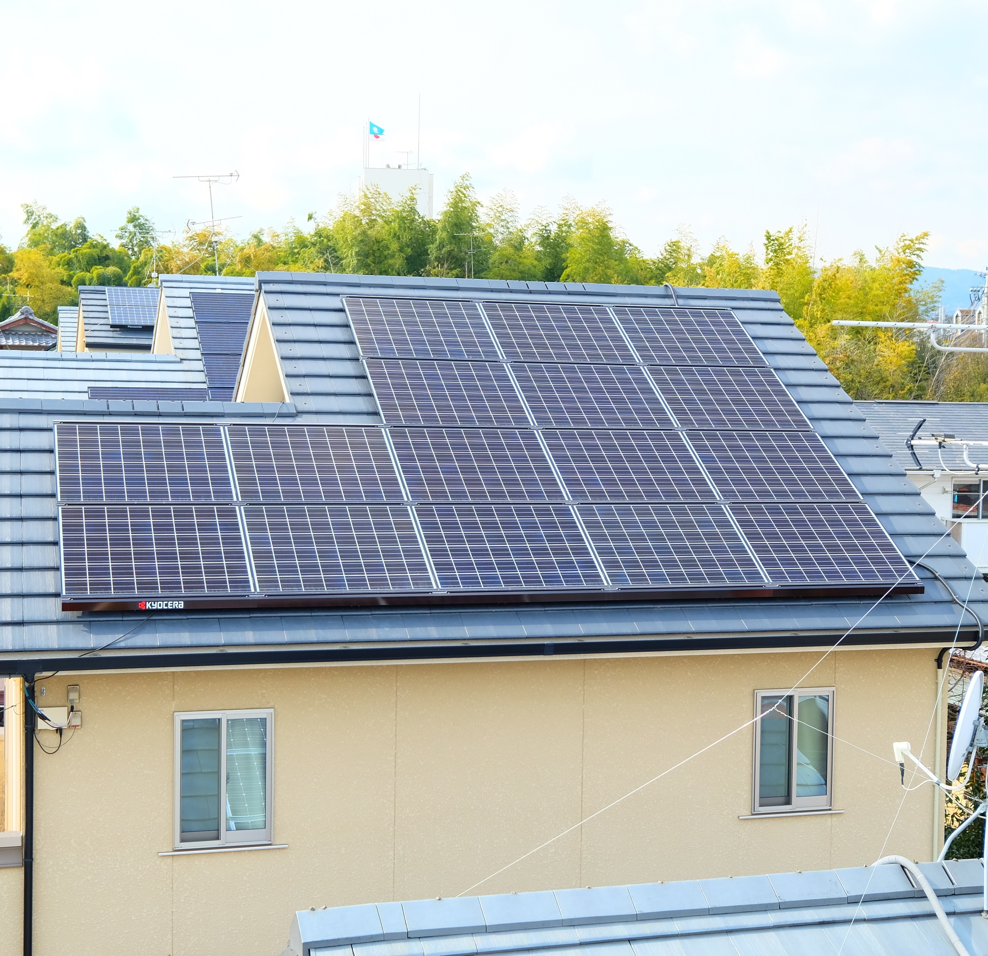 太陽光発電☀