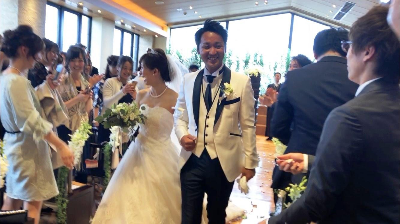 祝!林主任の結婚式!