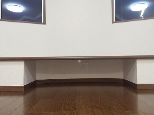 六角形プランの家限定TVボードのご紹介!