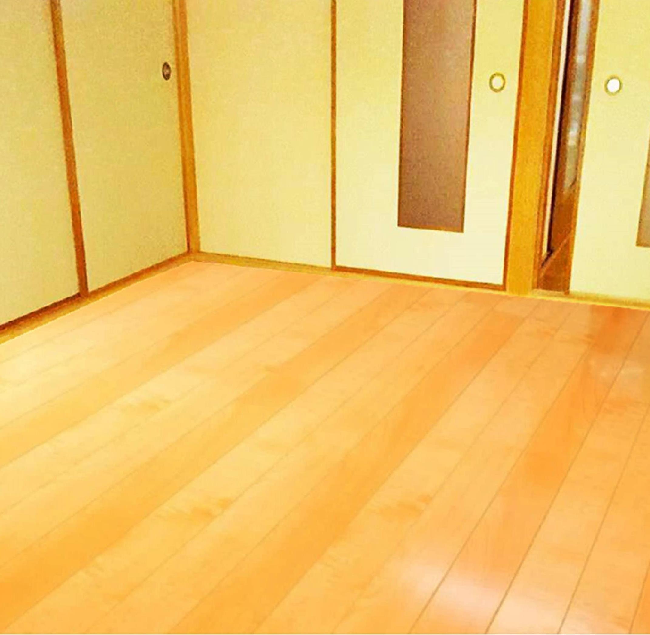 和室 畳→フローリング貼り替え工事