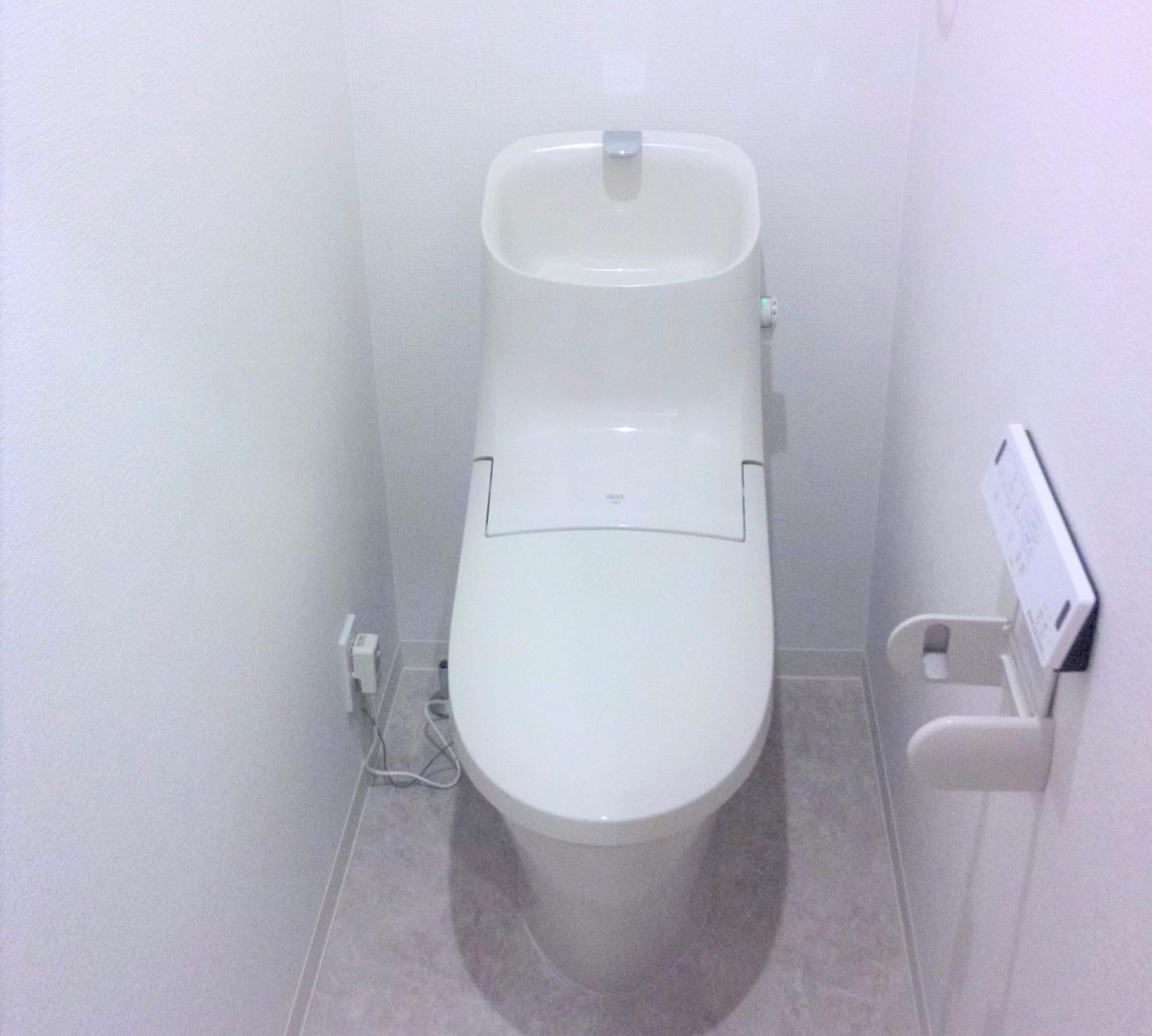 S様邸 トイレ取り替え工事